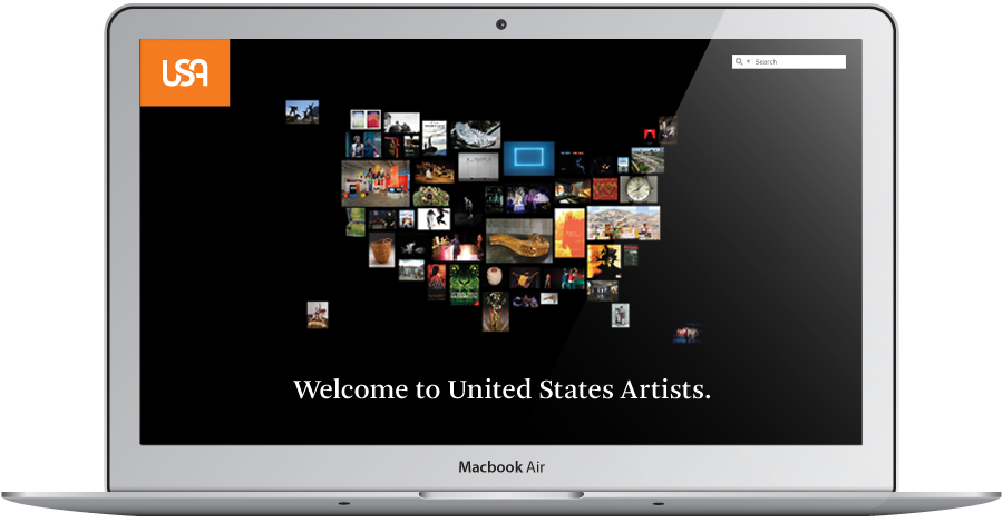 United States Artists Website